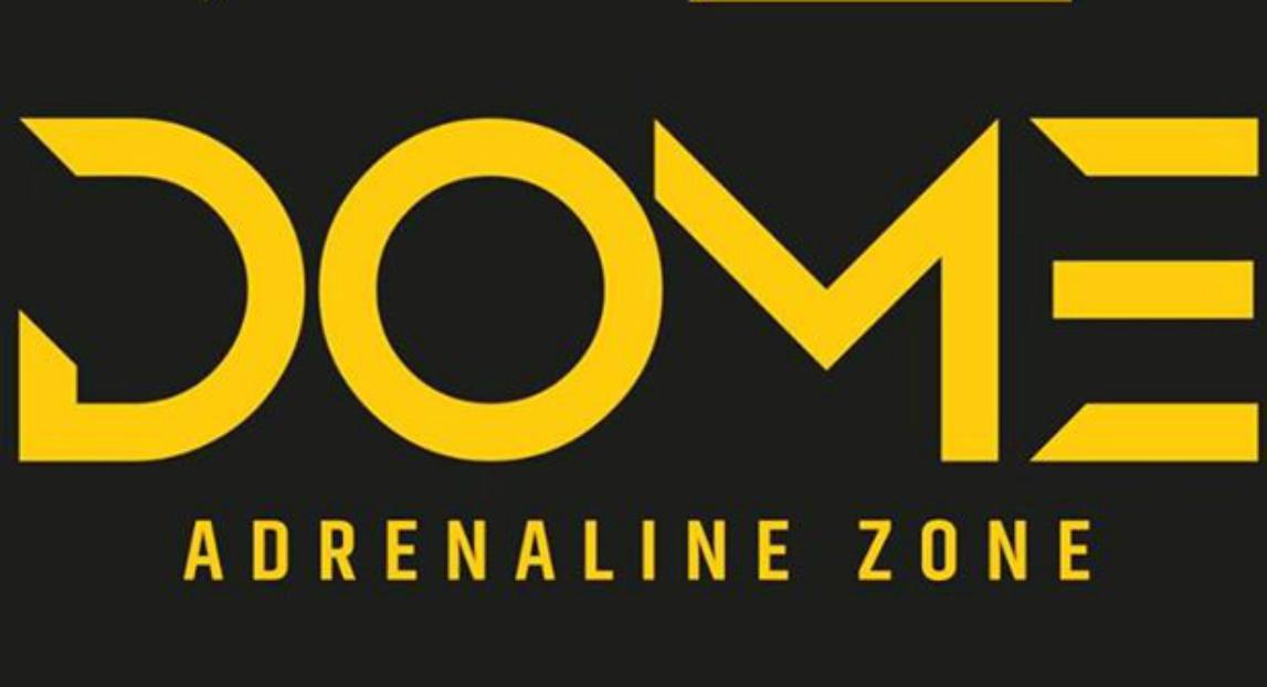 Dome Adrenaline Zone i Hemsta