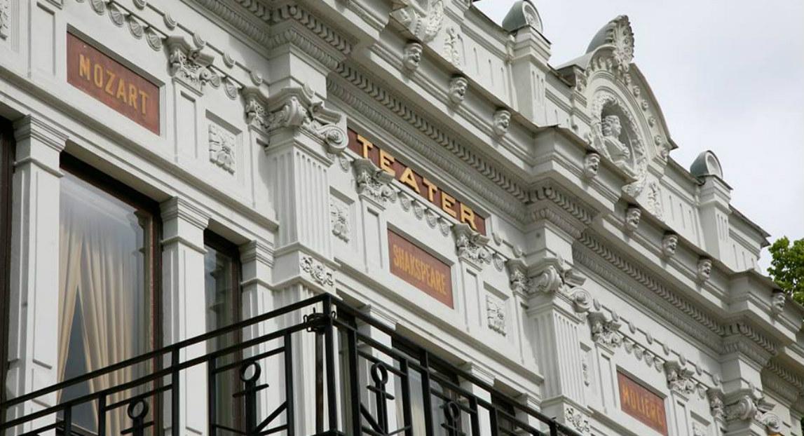 Gävle Teater 140år!