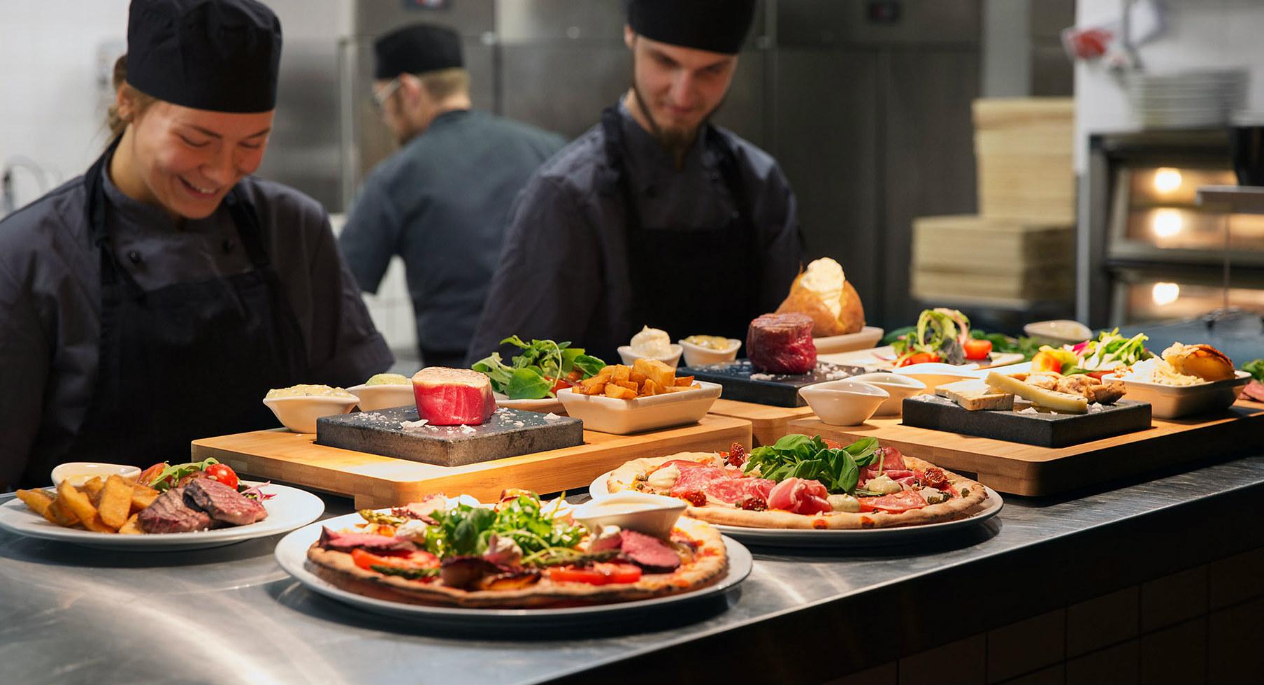 Ny upplevelse-restaurang till city, Blackstone Steakhouse!