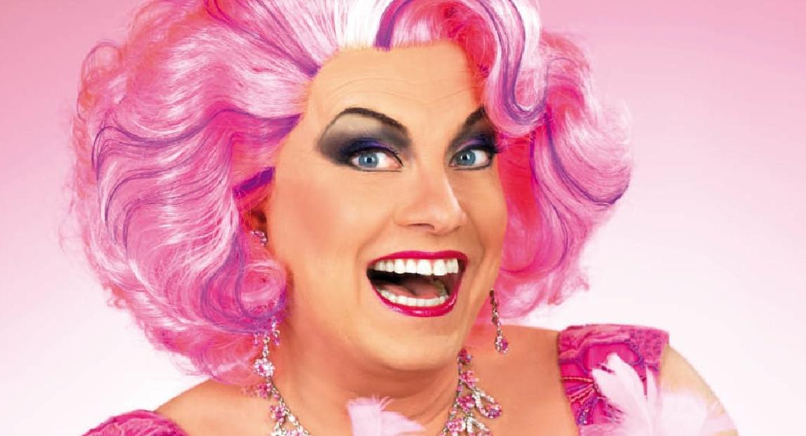 BABSAN SHOW – Ett liv i rosa till Gävle Konserthus!