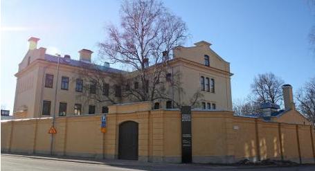 Fängelsemuseets egna kafé – Kafé Kåken!