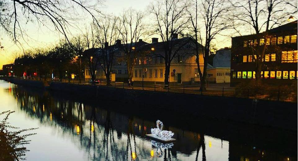 Fars Dag i Gävle City