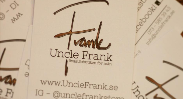 Uncle Frank Pop-up Store, Clarion Hotel Winn