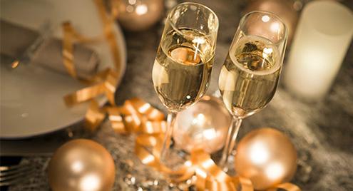 Fira in det nya året i restaurangstaden Gävle!