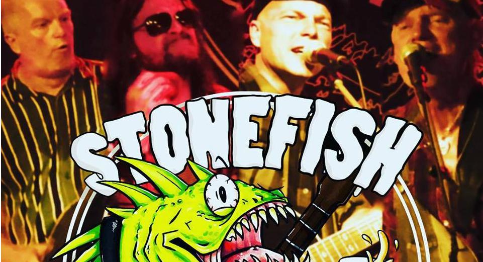 Stonefish spelar i förmån för Barncancerfonden på Söders Källa!