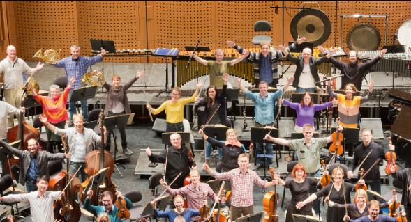 Öppen repetition med Gävle Symfoniorkester!