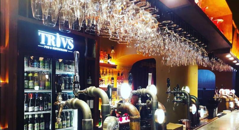 Trivs – ny pub och restaurang i City!