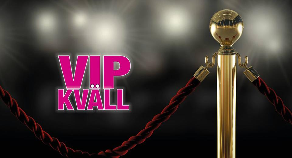 VIP kväll i City!