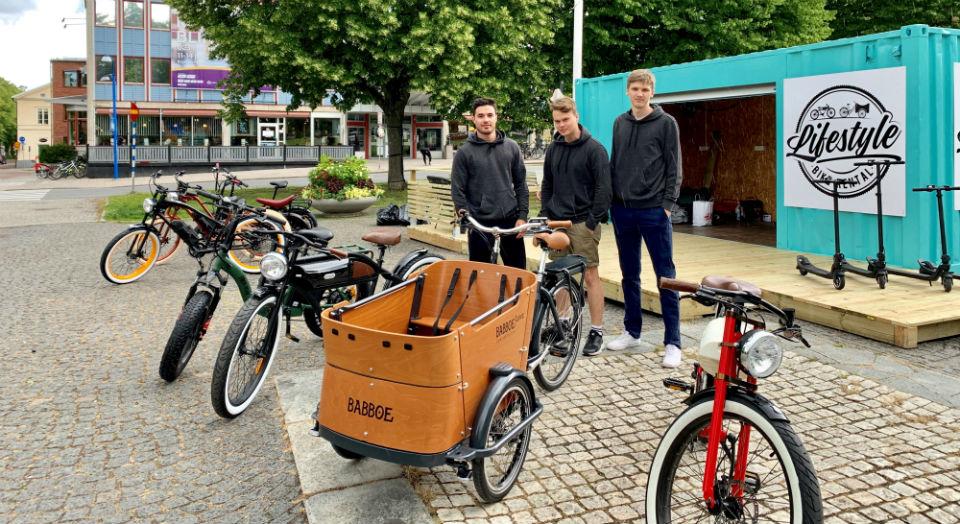 Lifestyle Bike Rental AB