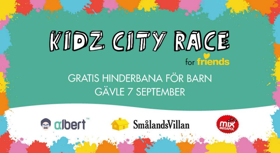 Kidz City Race for Friends