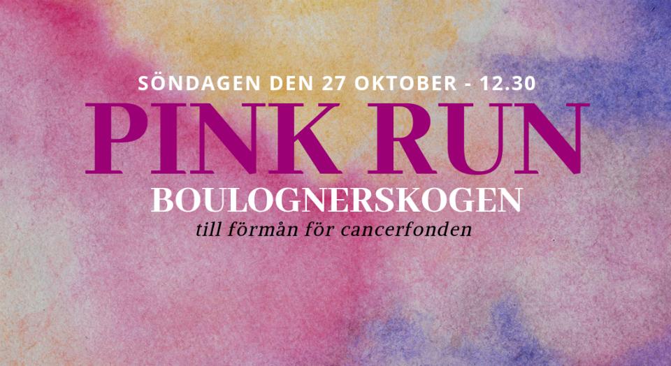 Pink Run 2019