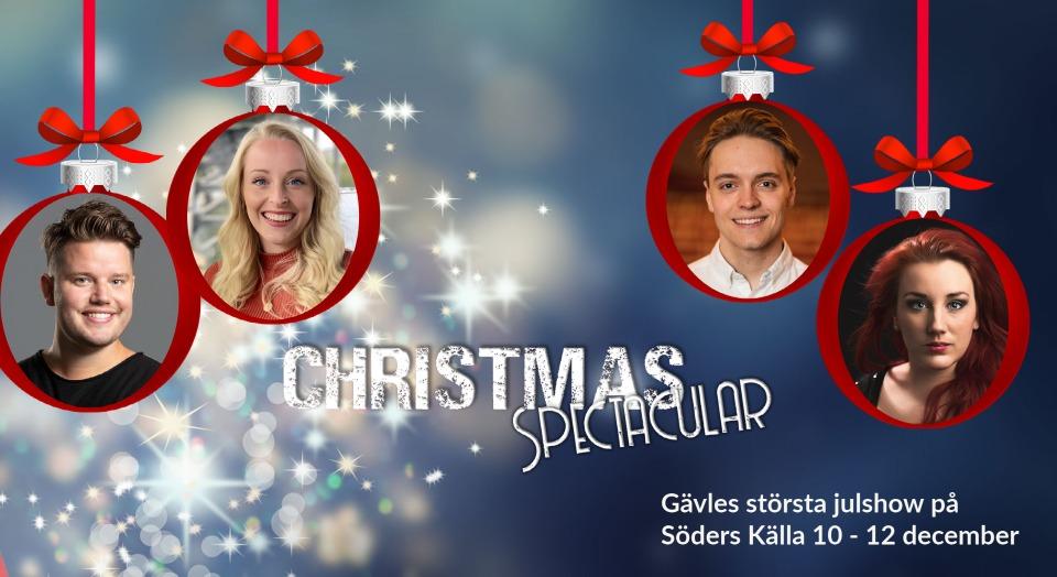 Julshow på Söders Källa